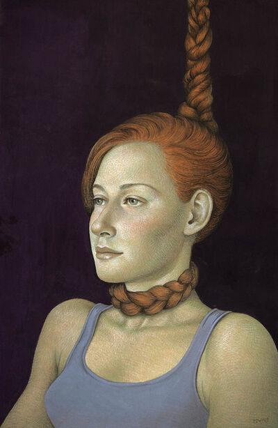 Michael Bergt, 'Hair Tie', 2019