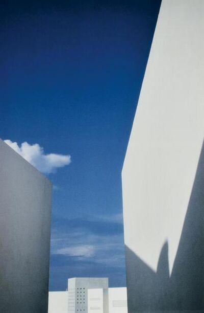 Franco Fontana, 'Paesaggio Urbano. Ibiza - Spagna', 1992