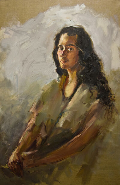 Nasta Burko, 'Lesia', 2013