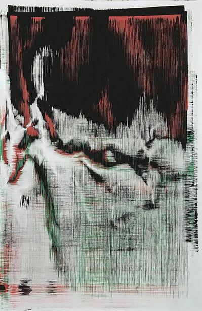 Sergio Barrera, 'Antigesture (rhizomes). P28', 2019