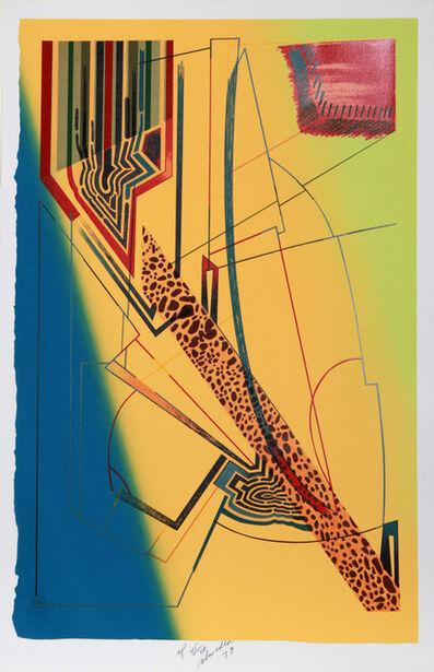 William A. Schwedler, 'Losing Track', 1979