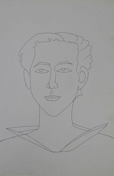 Surendran Nair, 'Untitled (Drawing 19)', 2016-2017