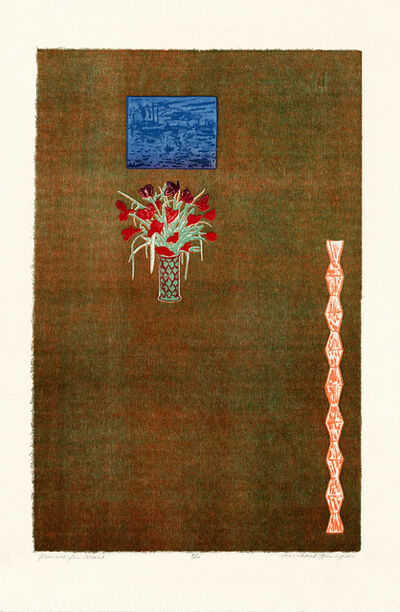 Michael Krueger, 'Flowers for Monet', 2017