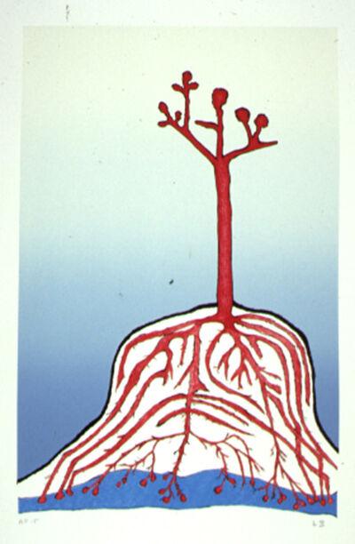 Louise Bourgeois, 'The Ainu Tree', 1999