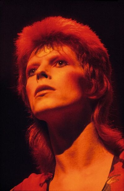 Mick Rock, 'Bowie, Hammersmith Odeon', 1973