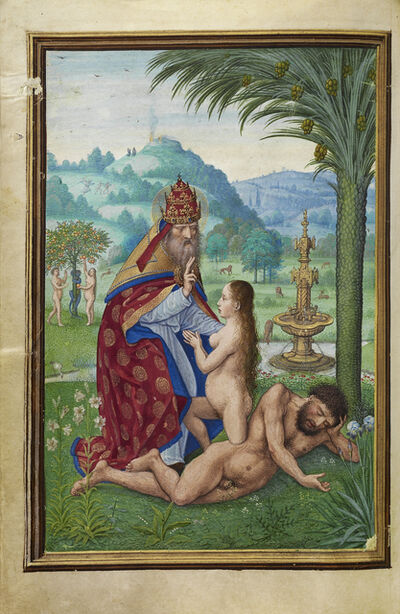 Simon Bening, 'Scenes from the Creation', 1525-1530