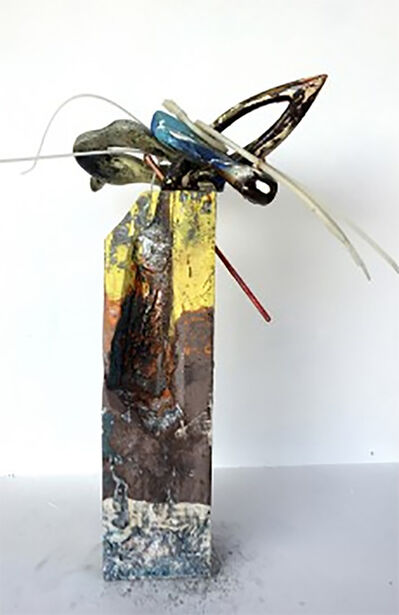 "Duane Paul, '""Untitled Abstract Arrangement""- Mixed Media Sculpture ', 2010-2019"