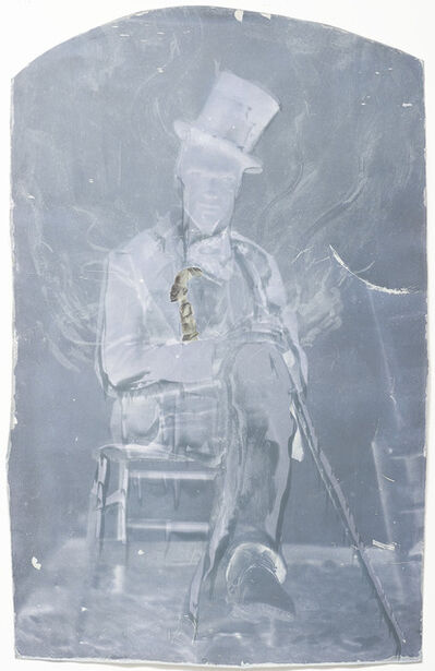 Radcliffe Bailey, 'Eshu's Ghost', 2104