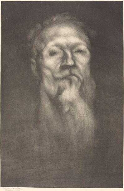 Eugène Carrière, 'Rodin', 1897