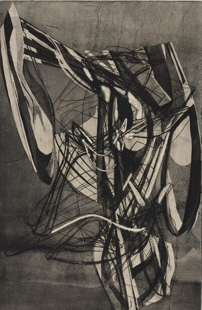 Stanley William Hayter, 'Flight.', 1944