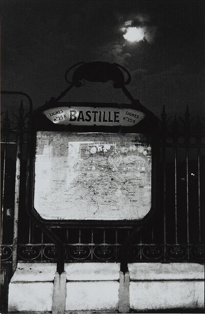 Robert Frank, 'Paris', circa 1950