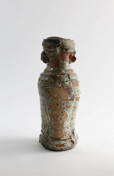 Kai Tsujimura, 'Vase with ears, Iga style', 2017