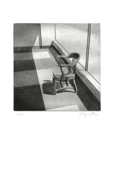 John Register, 'Oak Chair', 1990