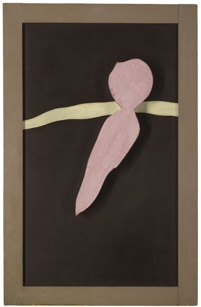 Hans Arp, 'Point-Virgule', 1927