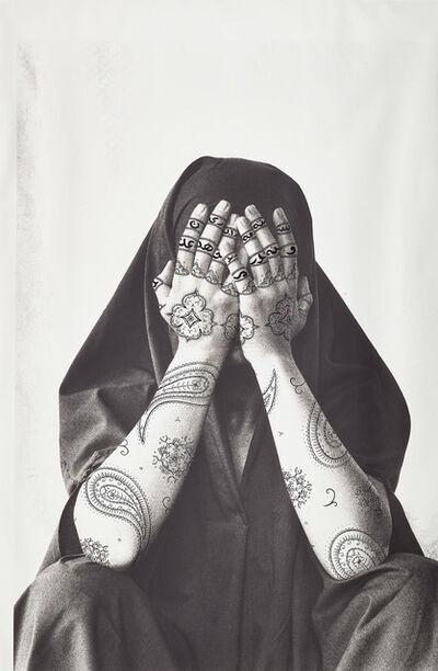 Shirin Neshat, 'Stripped', 1996