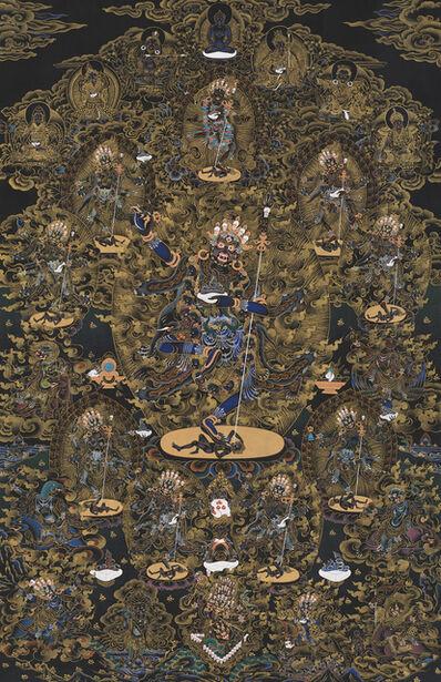 Chewang Dorje Lama, 'Troma Nagmo', 2000