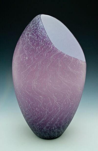 Joshua Wojick, 'Purple Merletto', 2014