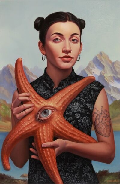 Paul Neberra, 'Crippled Heart and The Starfish', 2021