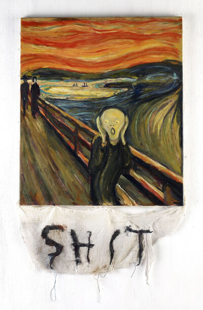 Cody Choi, 'Episteme Sabotage  - Shit', 2014