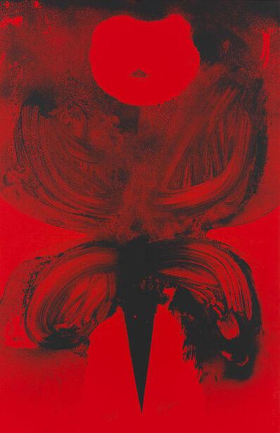 Otto Piene, 'Addis Abeba 8', 1972