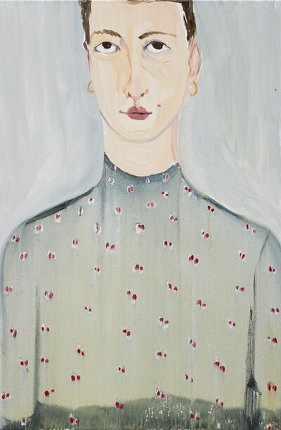 Chantal Joffe, 'Rosanna', 2018