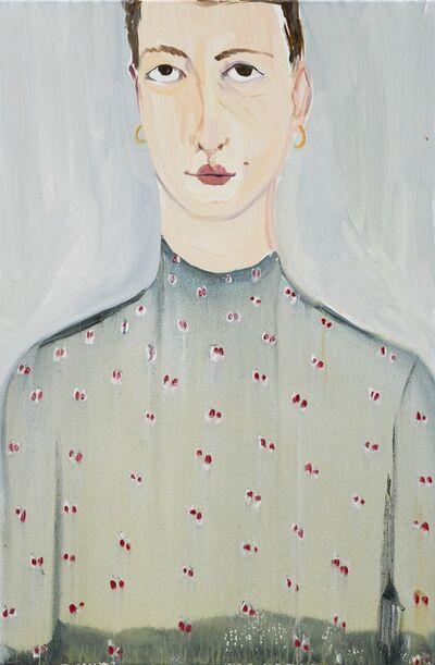 Chantal Joffe, 'Rosanna', 2018