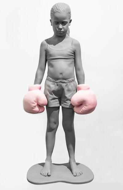 SCHOONY, 'Bruiser (Pink Gloves)', 2020