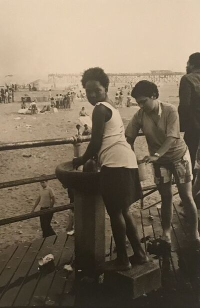 Ming Smith, 'Time Out Coney Island, Brooklyn, NY', 1972
