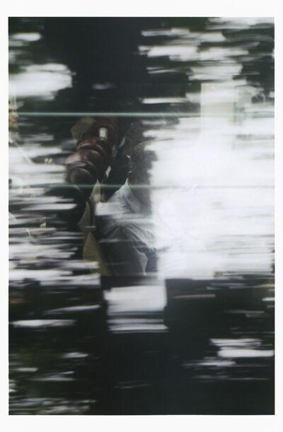 Sam Shmith, 'Untitled (figure, glass, landscape)', 2019