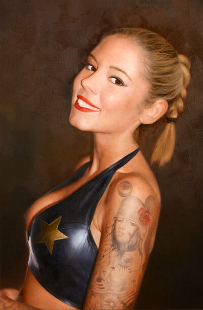 Mason Storm, 'Tattoo Girl', 2013