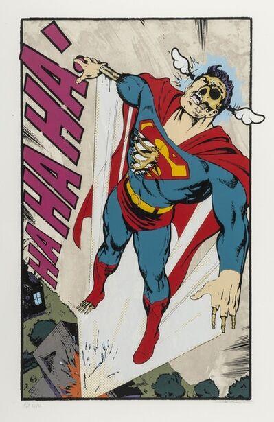 D*Face, 'Ha Ha Ha Not So Superman', 2008