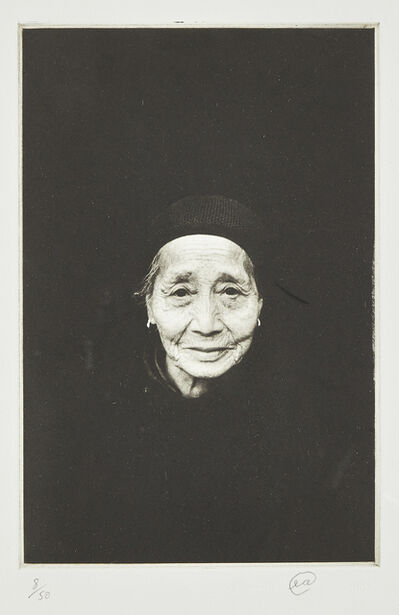 Eve Arnold, 'Retired woman, China', 1979