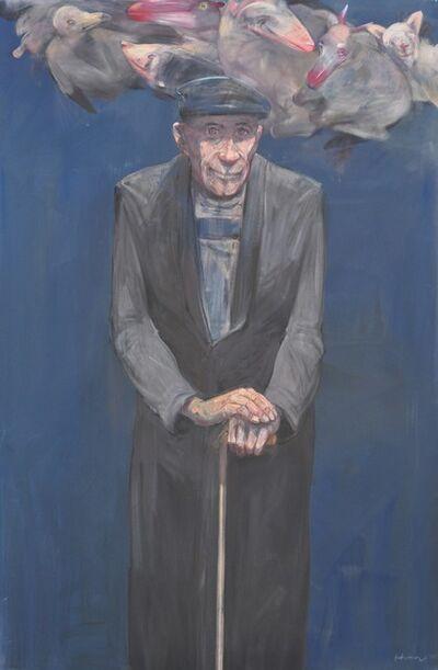 Robert Indermaur, 'Flugschafe', 2013
