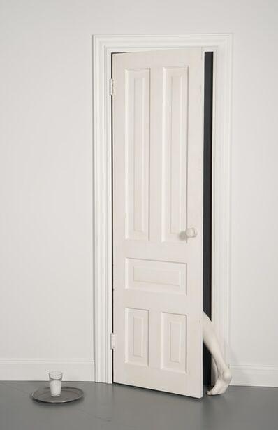 Julião Sarmento, 'White Exit', 2011