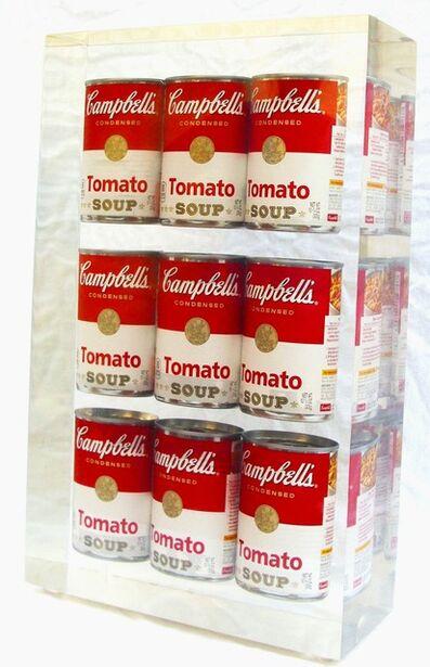 Helder Batista, 'Inclusion Cambells Soup', 2018