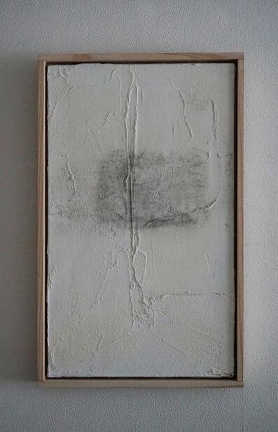 Shiro Tsujimura, 'Abstract White', 2018