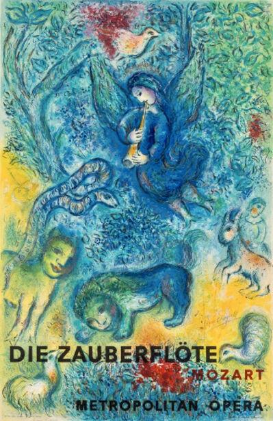 "Marc Chagall, 'The Magic Flute, ""Die Zauberflote"", First Edition', 1967"