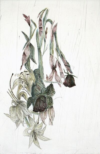 Kiki Smith, 'Touch (Lilies)', 2006