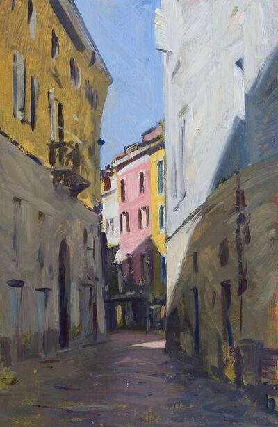 Marc Dalessio, 'Street in Varese', 2014