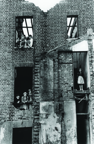 Roger Mayne, 'Children in a bombed building, Bermondsey, London, 1954', 1954