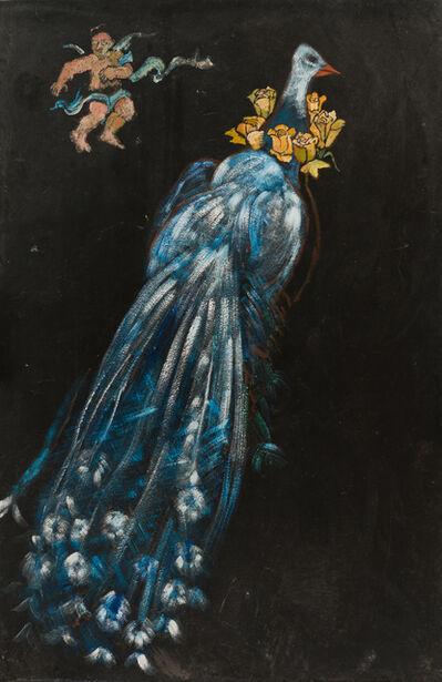Henry Faulkner, 'Peacock', 20th Century