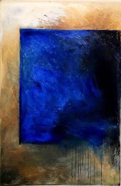 Sarah Bachrodt, 'Blue Series #2 ', 1997