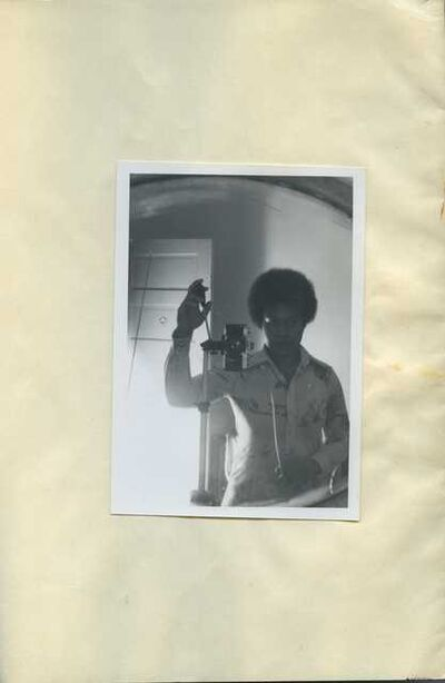 Beverly Buchanan, 'Untitled (Self-Portrait in Mirror)', 1977