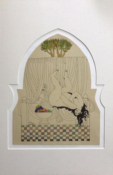 Faisel Laibi Sahi, 'Untitled 10', 1982
