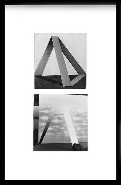 """Genilson Soares, 'Documentação da instalação """"Uma Prancha Encostada na Parede"""" e """"Sem Título"""" apresentada na XII Bienal Internacional de São Paulo, São Paulo, Brasil', 1973"""
