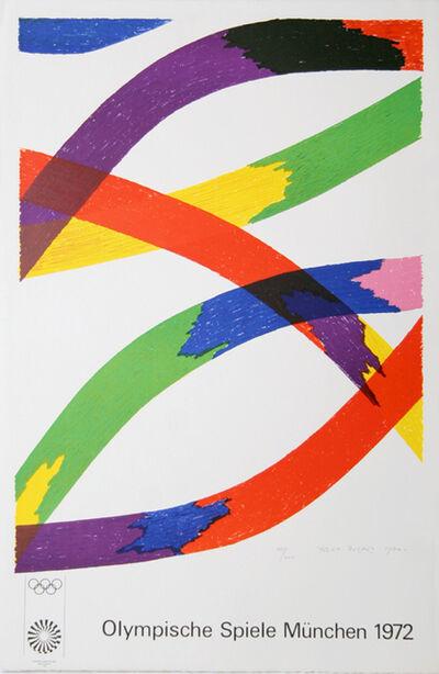 Piero D'orazio, 'Olympische Spiele Munchen', 1972