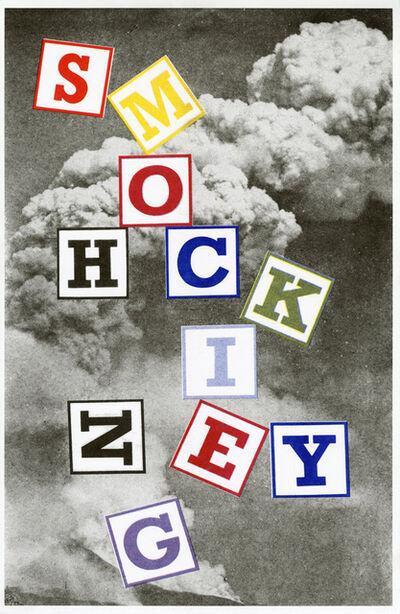 Tacita Dean, 'Smoking Hockney', 2020