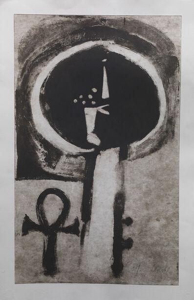 Geoffrey Clarke, 'Woman', 1956