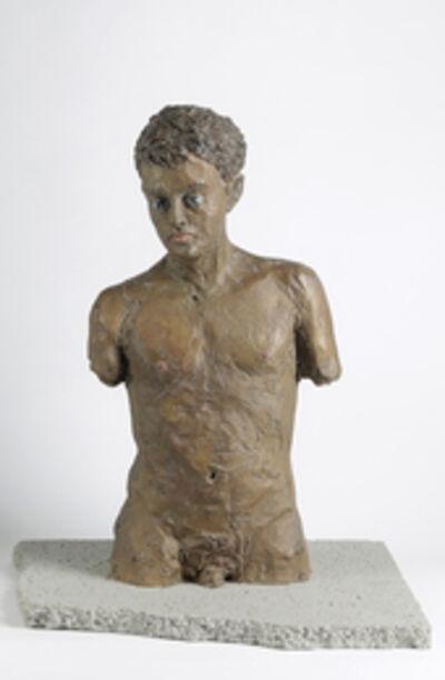 Stephan Balkenhol, 'Male torso', 2012