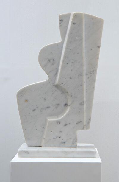 Mona Saudi, 'Woman River', 2003